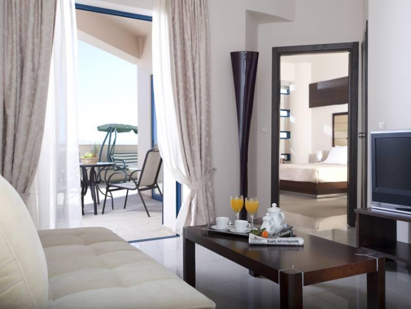 Hotel Galini Seaview - Agia Marina - Chania Kreta